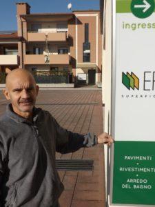 Massimo Dal Pezzo - Ef Superfici di Costabissara (Vicenza)