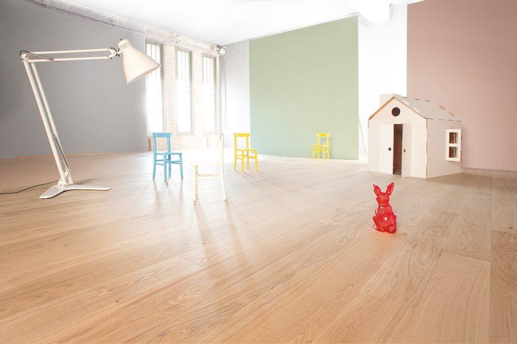 Posa pavimenti in legno a Vicenza