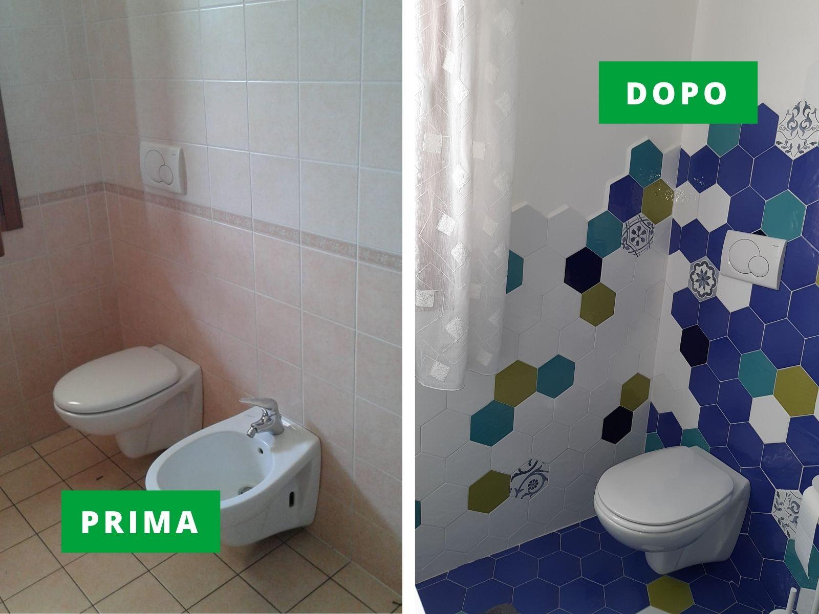 Il colore nella stanza da bagno… per respirare energia e vitalità